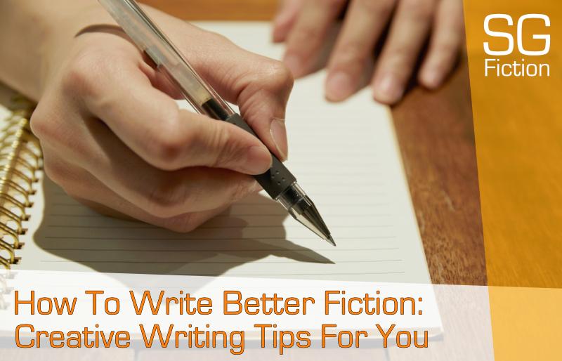 write better fiction
