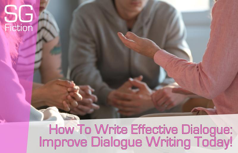 write effective dialogue
