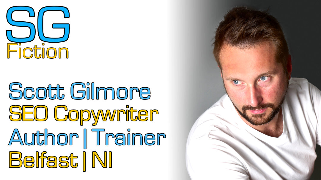 scott gilmore fiction writer belfast events