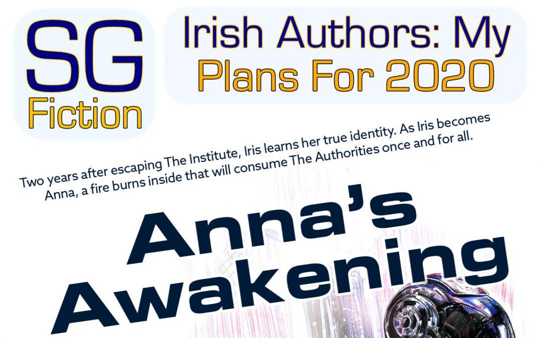 irish writers my plans