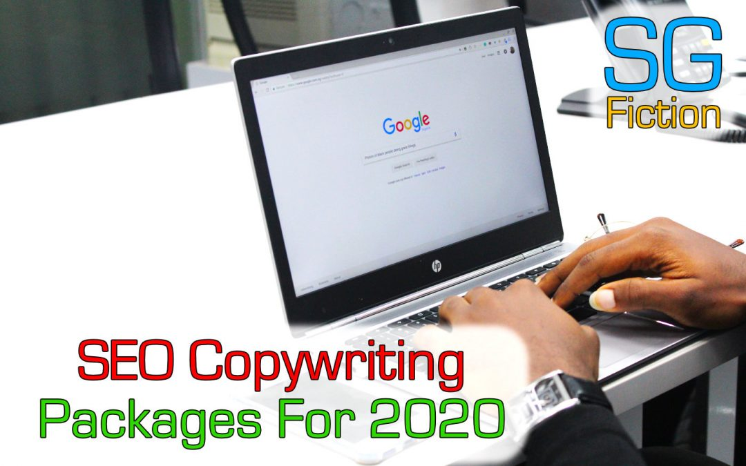 SEO Copywriting Packages: Get Your Business' SEO Copy Today