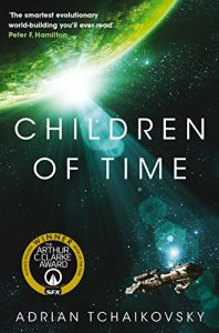 adrian tchaikovsky children of time kindle sci fi books