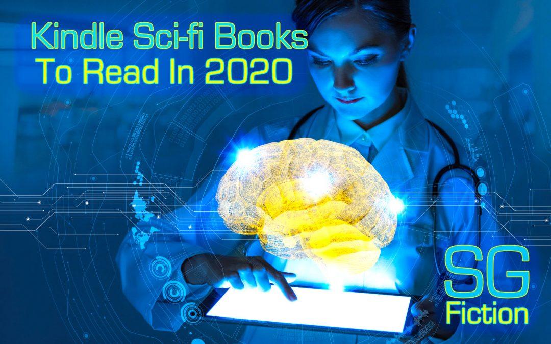 kindle sci-fi books 2020