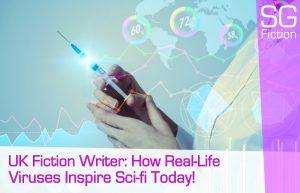 uk fiction writer