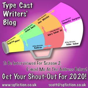 type cast infographic