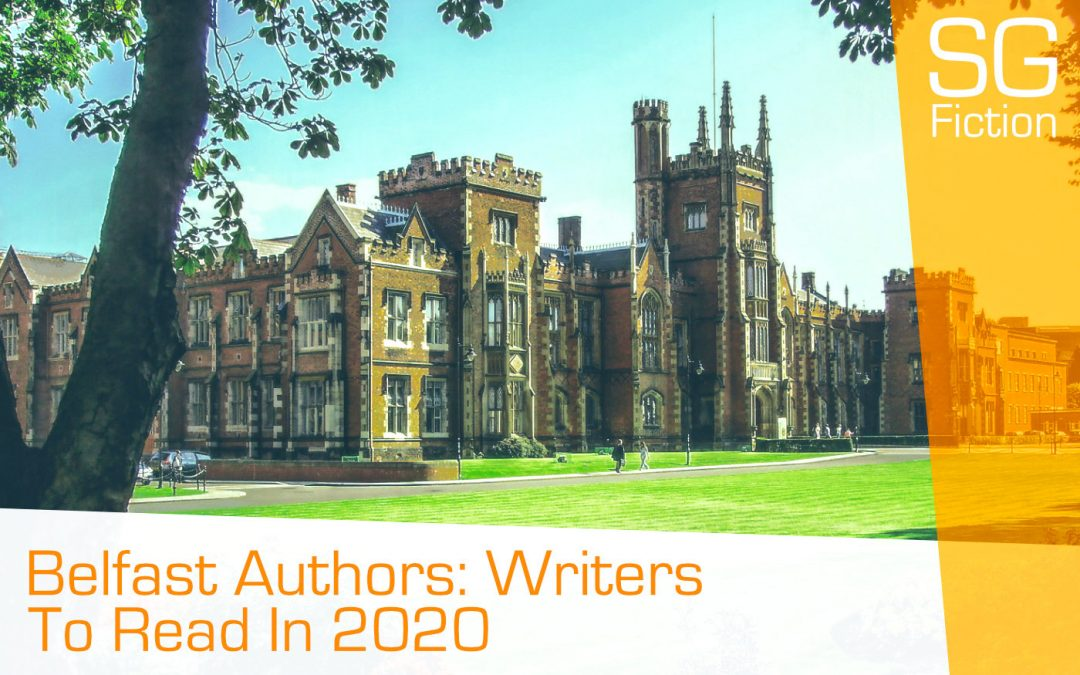 Belfast Authors: Expand Your Library With These Belfast Writers In 2020