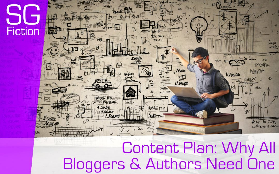 Content Plan: Why All Bloggers & Authors Need One To Succeed Online