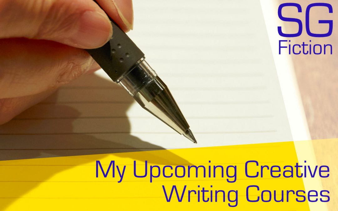 Creative Writing Belfast: Enrol For My Next Courses & Grow As A Writer!