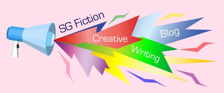 creative writing blog writing banner