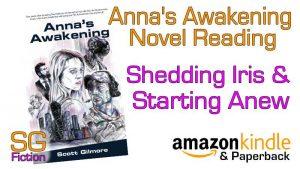 scott gilmore inside iris young adult novel dystopian book