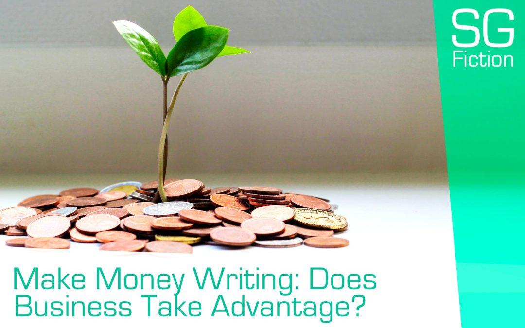 make money writing seo copywriter
