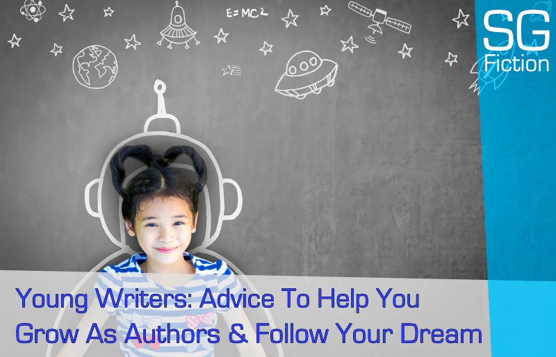 young writers young authors