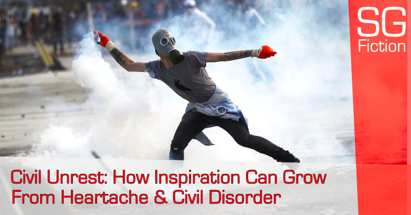 Civil Unrest: How Inspiration Can Grow From Turmoil & 'Civil Disorder'
