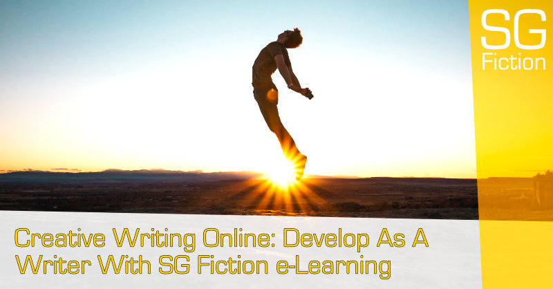 Creative Writing Online: Develop As A Writer With SG Fiction e-Learning