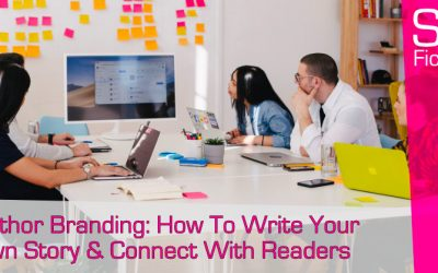 Author Branding: How To Write Your Own Story & Connect With Readers