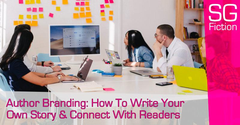author branding