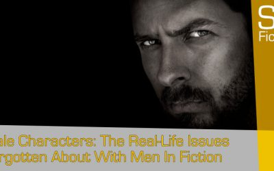 Male Characters: The Real-Life Issues Forgotten About With Men In Fiction