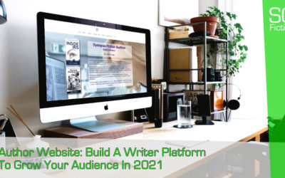 Author Website: Build A Writer Platform To Grow Your Audience In 2021