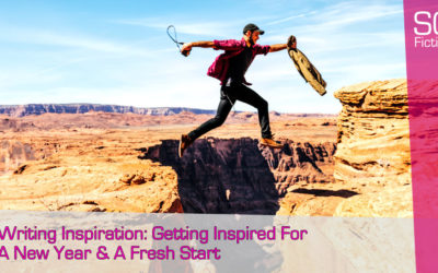 Writing Inspiration: Getting Inspired For A New Year & A Fresh Start