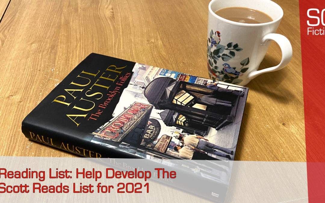 Reading List: Help Develop The Scott Reads List For 2021 | Book Reviews