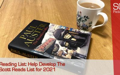 Reading List: Help Develop The Scott Reads List For 2021 | Book Reviews